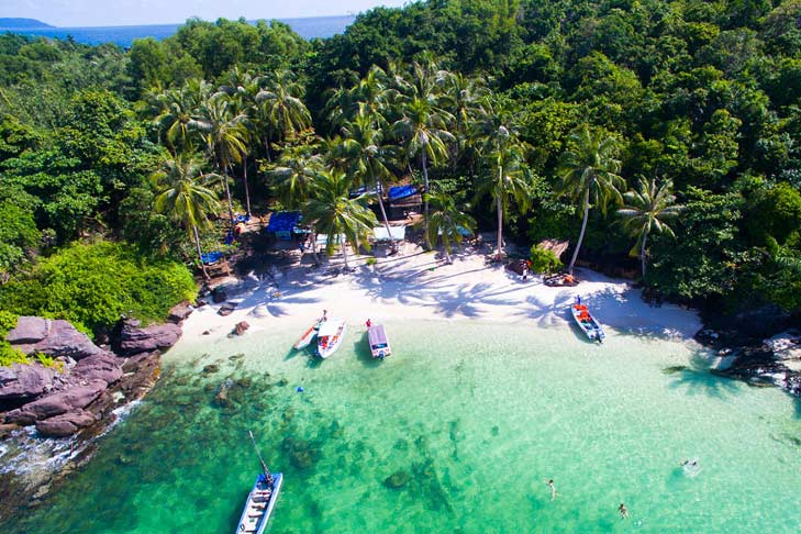[4N3Đ] PHU QUOC TOURS CHEAP August