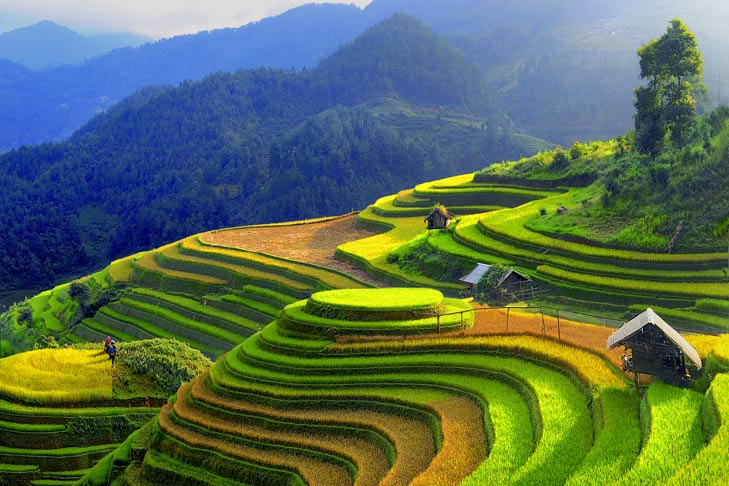 SAPA TOUR 3 DAYS 3 NIGHTS BY NIGHT TRAIN